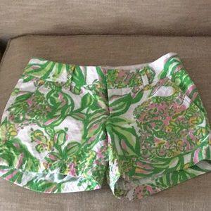 Lilly Pulitzer Shorts - Lilly Pulitzer Callahan Shorts